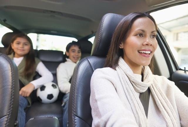 Deca kažu: Tate bolji vozači