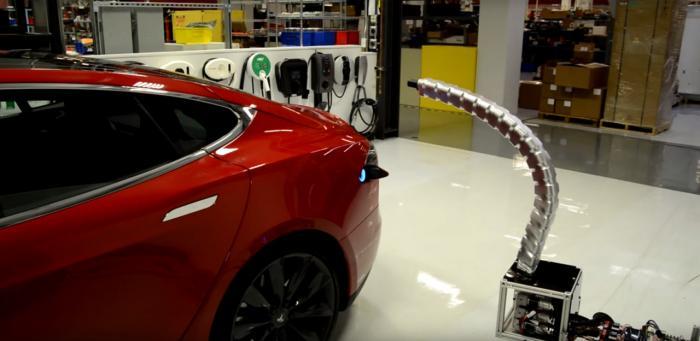 Da li je ovo budućnost punjenja elektičnih automobila?