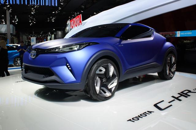 Toyota konkurent za Nissan Qashqai početkom 2016