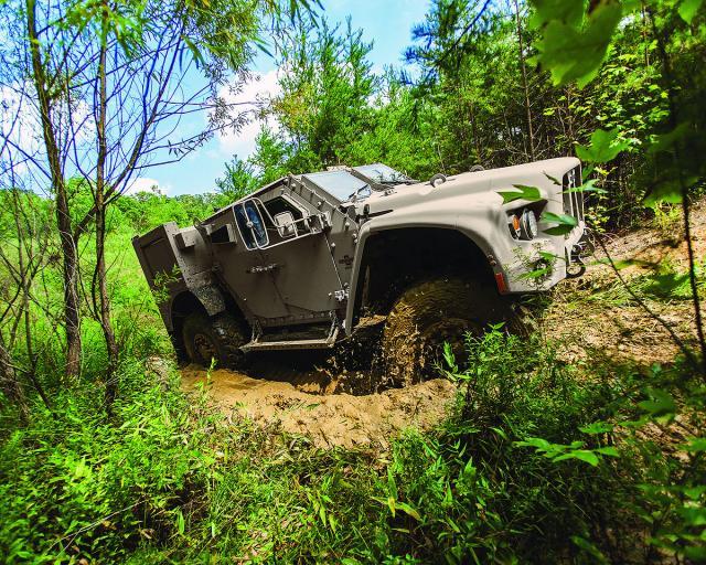 Uskoro stiže zamena za Humvee