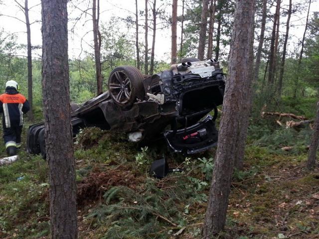 Vozač uništio BMW M4 tokom probne vožnje