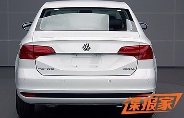 Novi VW Bora za kinesko tržište