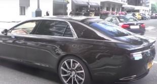Aston Martin Lagonda je masivan uživo [Video]