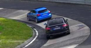 SnimljenAudiTTRSzanaNirburgringu[Video]