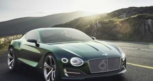 Bentley planira proslavu stogodišnjice