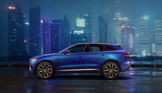 I Jaguar se uključio u tržište crossover modela
