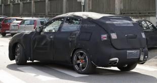 Maserati Levante uslikan na ulici