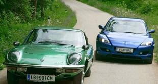 Istorija: Mazda Cosmo Sport