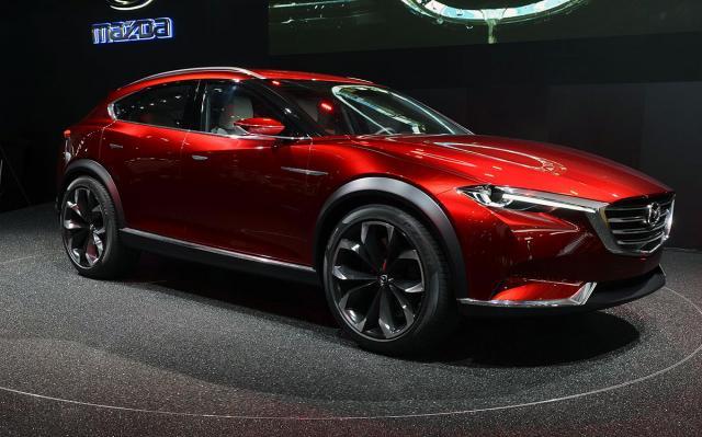 Uskoro nova Mazda CX-7?
