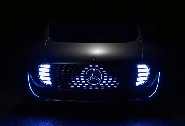 Mercedesov novi futuristički koncept automobila budućnosti