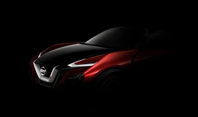 Nissan će predstaviti novi krosover?