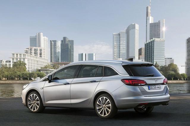 Opel predstavio novi Astra karavan