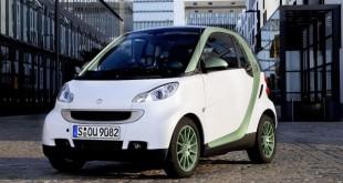 Renault obezbeđuje motore za električni Smart