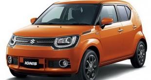 Suzuki poranio sa Ignis konceptom