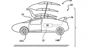 Toyota dizajnira leteći automobil?