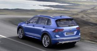 VW Tiguan hibridni koncept