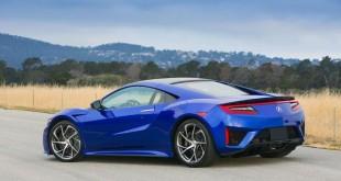 Pogledajte kako izgleda Acura NSX na putu [Video]
