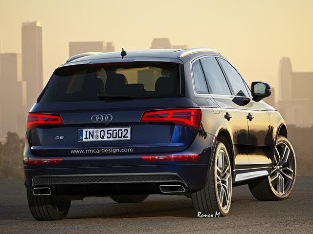 Ovako bi mogao da izgleda Audi Q5 za 2016