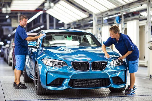 BMW M2 kupe ušao u serijsku proizvodnju