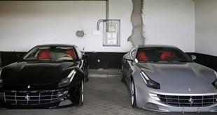 Dva kraljevska Ferrarija na aukciji