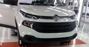 Fiat Toro uslikan na proizvodnoj liniji