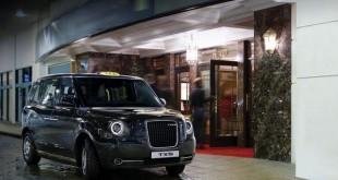 Ovo je novi londonski taksi?