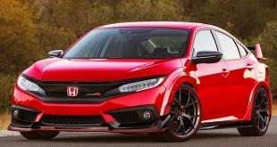 Ovako bi mogla da izgleda Honda Civic Type R