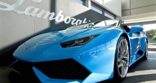 Lamborghini Huracan Spyder stigao u prodaju [Galerija]