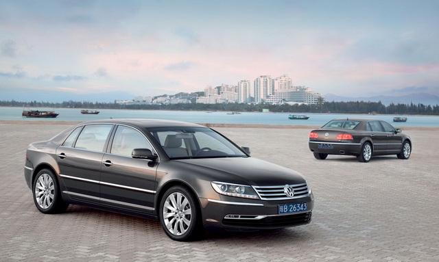 Der neue Volkswagen Phaeton