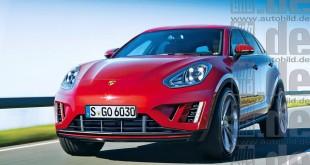 Porsche: Spremamo još jedan manji krosover