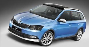 Škoda Fabia Combi ScoutLine u Evropi
