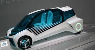 Toyota predstavila FCV Plus koncept