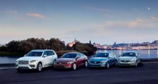 Volvo planira kompletnu liniju hibrida i jedan električni model