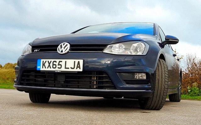 Test: Volkswagen Golf R Line 2015 [Video]