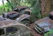 Gde se nalazi najpoznatije groblje klasičnih automobila?