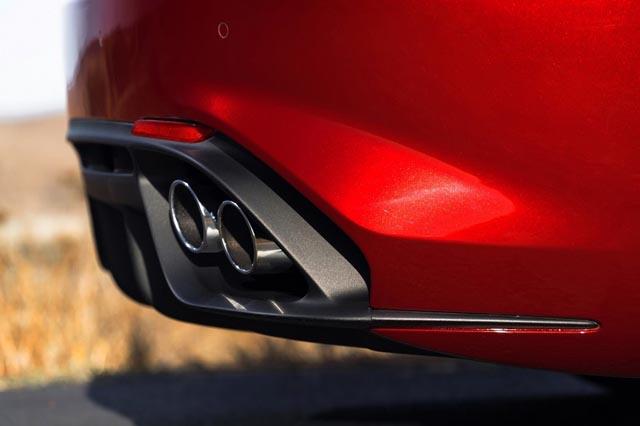Do poslednjeg detalja – Najnovije slike Alfa Romeo Giulia QV [Galerija]