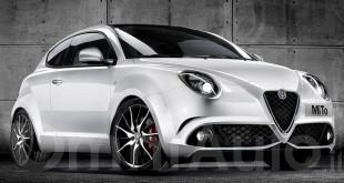 Ovako bi mogao da izgleda Alfa Romeo MiTo fejslift
