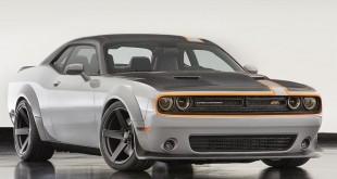 Dodge Challenger GT AWD koncept izgleda predobro