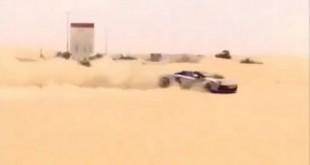 Kako se Lamborghini Aventador snalazi na pesku? [Video]