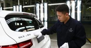 Mercedes počeo da proizvodi GLC u Kini