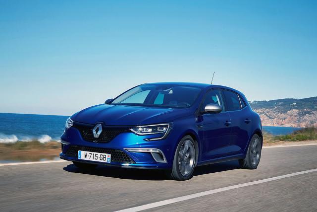 Nove slike Renault Megane za 2016