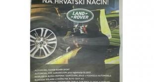 Kupac Range Rovera u Hrvatskoj u borbi protiv bahatog uvoznika