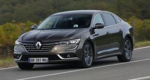 Renault Talisman zvanične slike [Galerija]