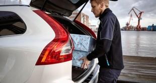 Volvozapočeobudućitrend&#;dostavapaketauautomobil