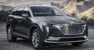 Da li će ovako izgledati Aston Martin Lagonda SUV?
