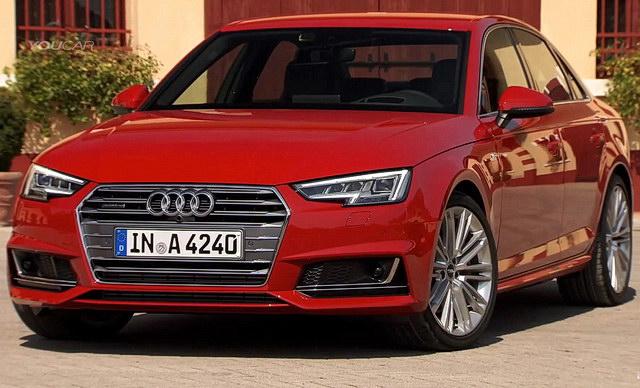 Test: Audi A4 3.0 TDI S Line 2016