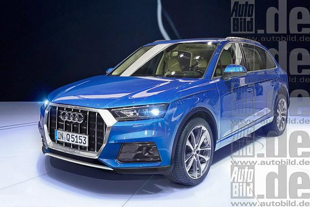 Audi Q5 u viziji Auto Bilda