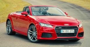 Test: Audi TT S Line Roadster