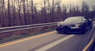 Ovako izgleda Bugatti Chiron