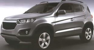 Chevrolet Niva patentne skice procurele u javnost